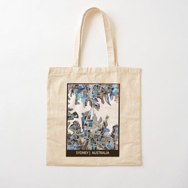 Sydney, AUS Cotton Tote Bag
