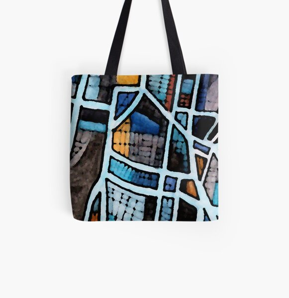 Sydney, AUS All Over Print Tote Bag