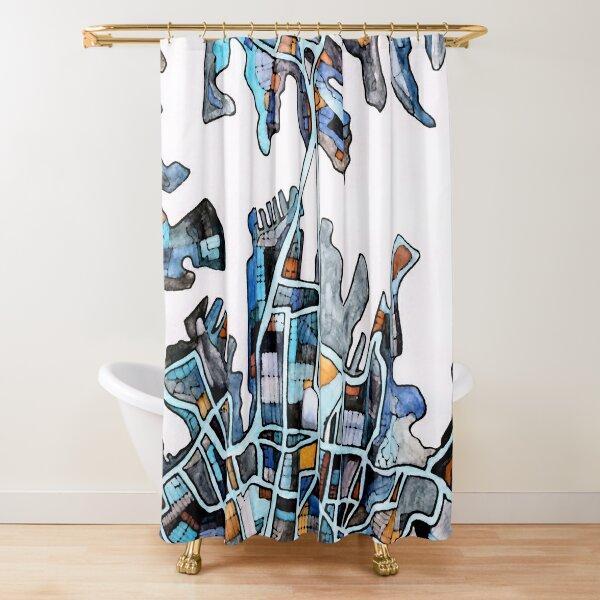 Sydney, AUS Shower Curtain