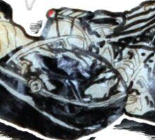 Vintage Sidecar Rig Sticker