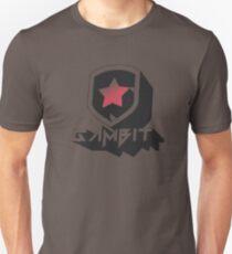 Gambit Gaming 2015 3D logo Unisex T-Shirt