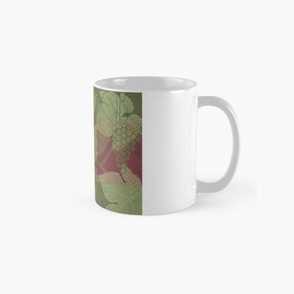 Grapevine vineyard Classic Mug