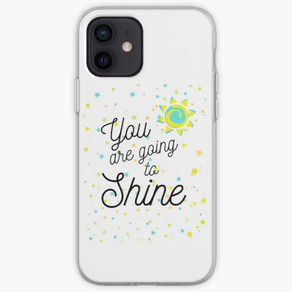 You are going to Shine #3 iPhone Soft Case