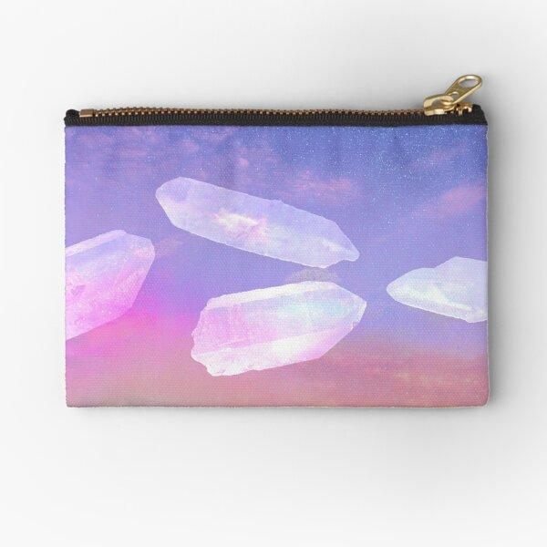 Crystal Sky Zipper Pouch