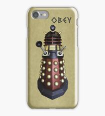 OBEY iPhone 5 case iPhone Case/Skin