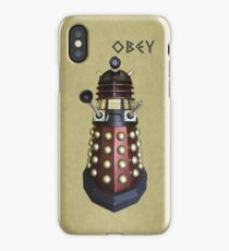 OBEY iPhone 5 case iPhone Case/Skin
