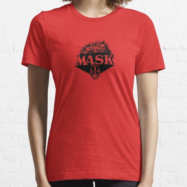 M.A.S.K. Logo Essential T-Shirt