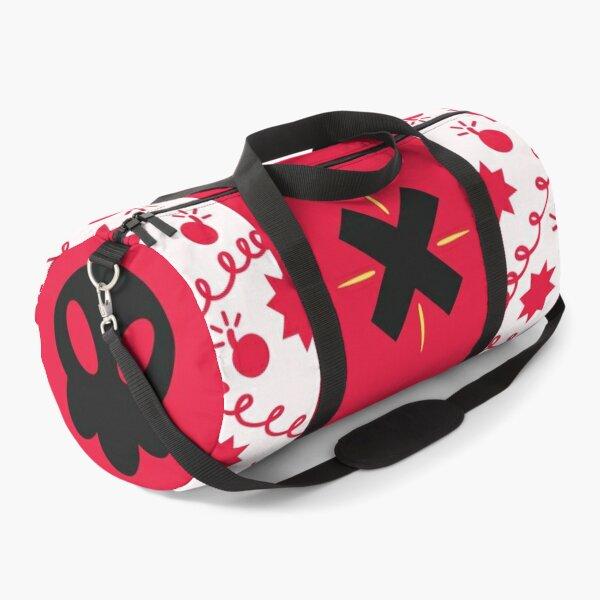 Cherry Bomb Bag Duffle Bag