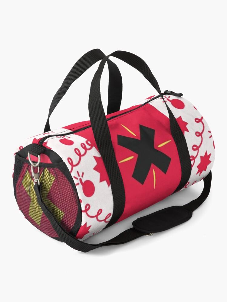 Alternate view of Cherry Bomb Bag Duffle Bag