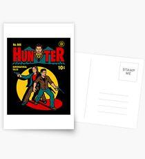 Jäger Comic Postkarten