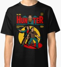 Hunter Comic Classic T-Shirt