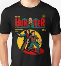 Camiseta ajustada Hunter Comic