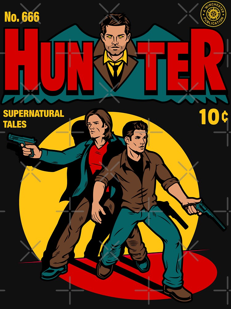 Hunter Comic | Unisex T-Shirt