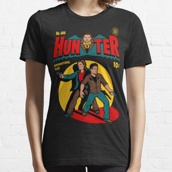 Hunter Comic Essential T-Shirt