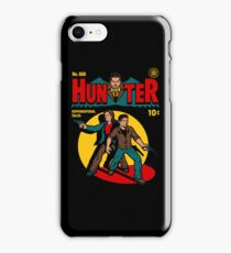 Hunter Comic iPhone Case/Skin