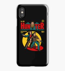 Hunter Comic iPhone Case/Skin