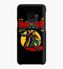 Hunter Comic Case/Skin for Samsung Galaxy