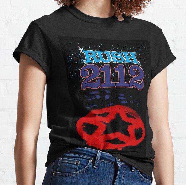 Rush 2112 (1976) Classic T-Shirt