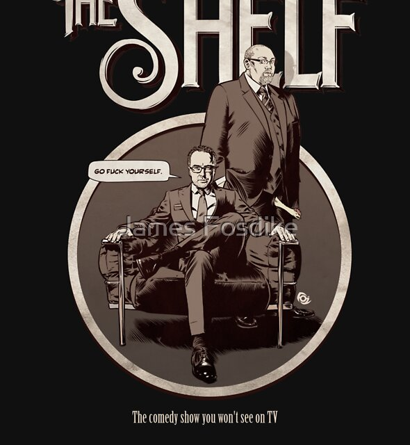 The Shelf- Adam Richard and Justin Hamilton by James Fosdike