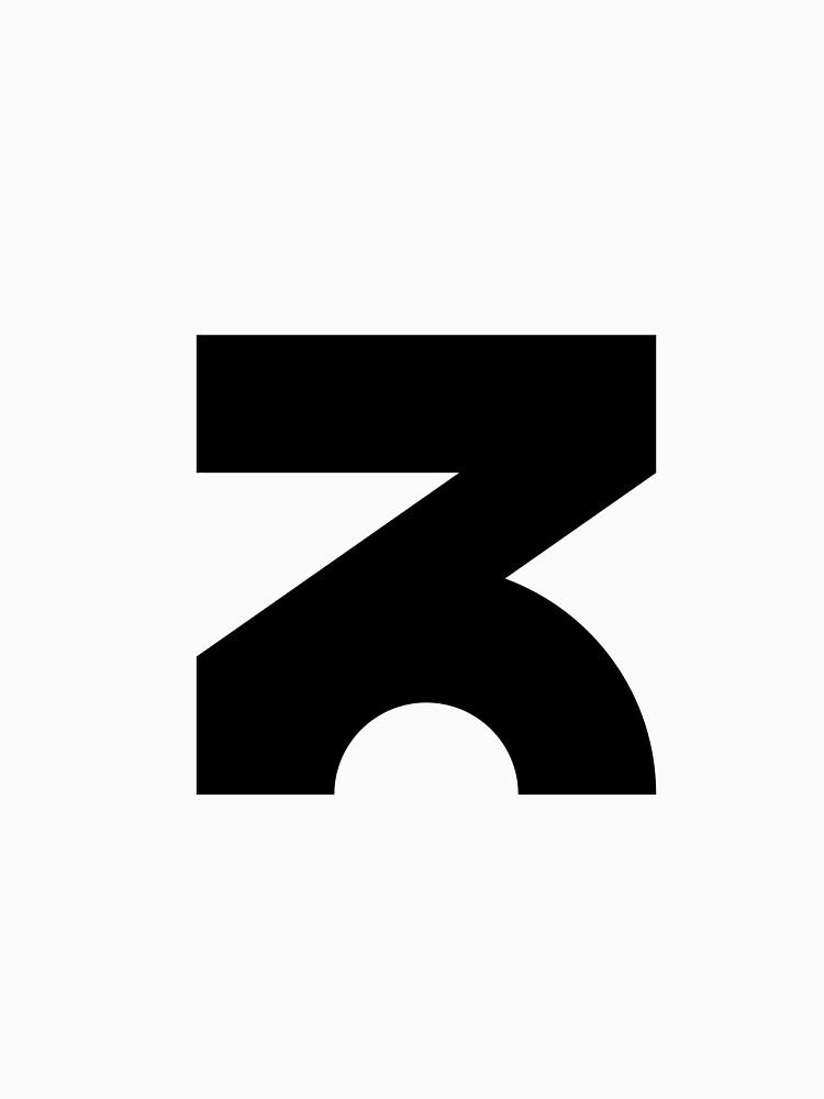 Medium ZOiD Black Logo  by ZOiShop