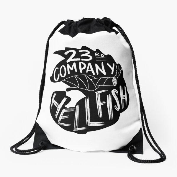 usna 23rd company! Drawstring Bag