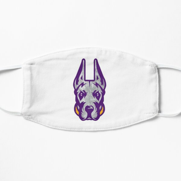 UAlbany Tie Dye Great Dane 2020 Flat Mask
