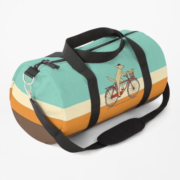 Dog & Squirrel are Friends Duffle Bag