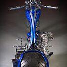 George's Custom Chopper 'Pitbull' by HoskingInd