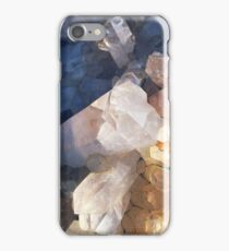 Quartz Crystal iPhone Case/Skin