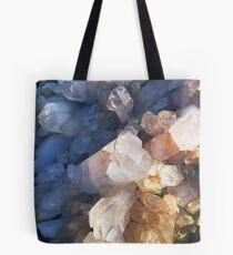 Quartz Crystal Tote Bag