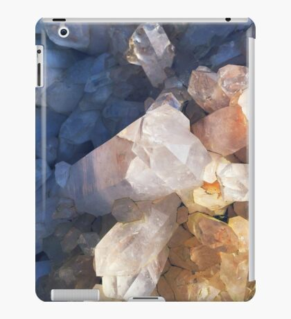 Quartz Crystal iPad Case/Skin