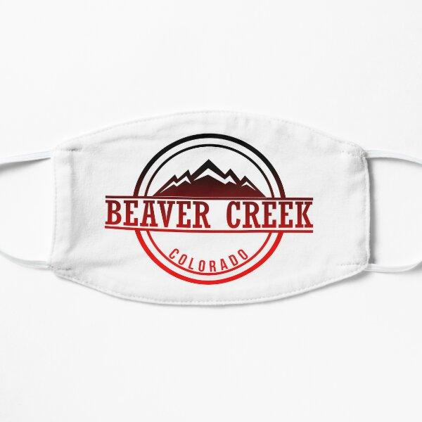 Beaver Creek Sticker Colorado Ski Snowboard Resort Hiking Red Mask