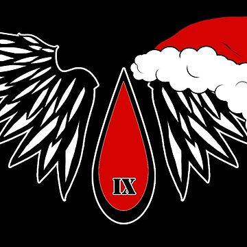 Merry Sanquine Drop Angelic by PANDISTUDIOS