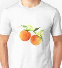 Watercolor oranges T-Shirt