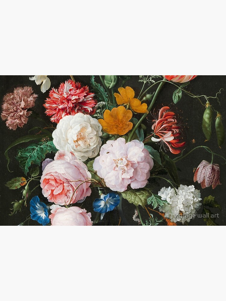 Dutch Golden Age Floral Painting by fineearth