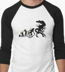 Alien Evolution Men's Baseball ¾ T-Shirt