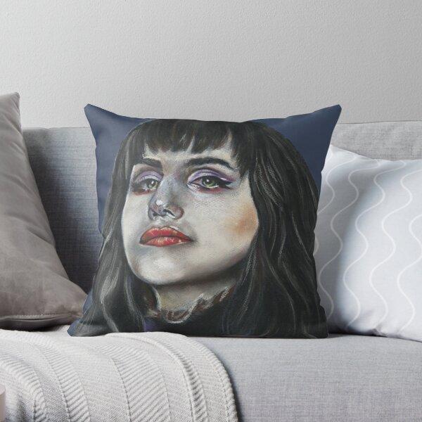 Nadja  Throw Pillow