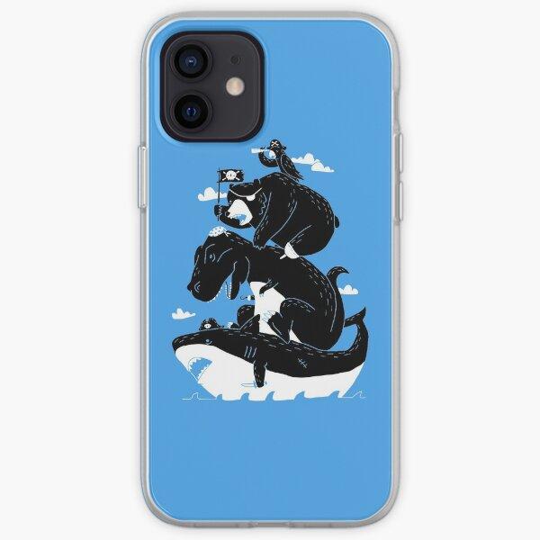 Best Pirates iPhone Soft Case
