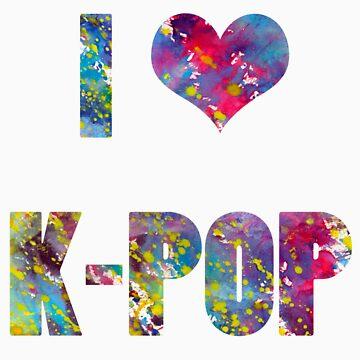 I LOVE K-POP by revnandi