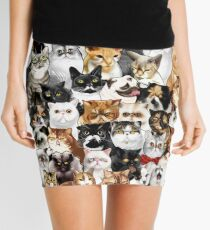 #Catminaproject by Jimiyo Mini Skirt