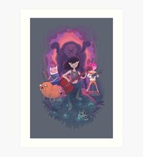 Song of the Vampire Art Print