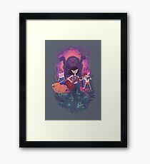 Song of the Vampire Framed Print
