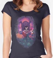 Song of the Vampire Women's Fitted Scoop T-Shirt