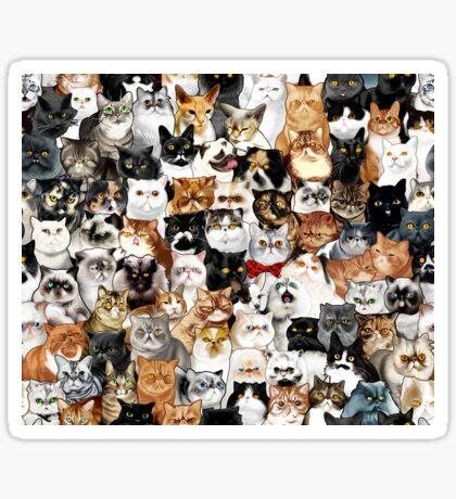 #Catminaproject by Jimiyo Sticker