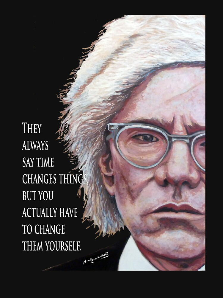 A. Warhol by donnaroderick