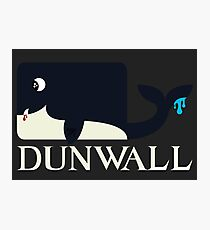 Dunwall poster Photographic Print