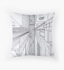 Big City Throw Pillow
