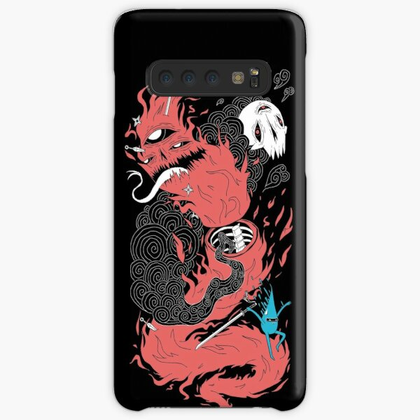 Death Of The Fire Demon Samsung Galaxy Snap Case
