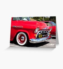All American  Greeting Card