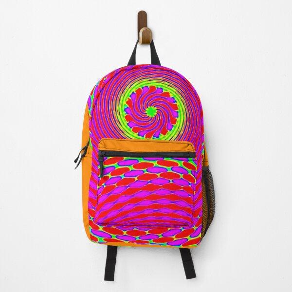 ORANGE SUNSHINE Backpack